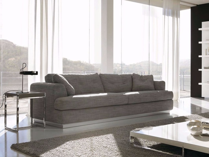 3 seater fabric sofa ASCOT | Fabric sofa by ALIVAR