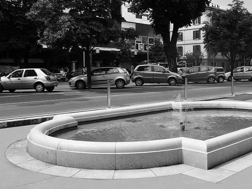 Natural stone Fountain ASOLA - Bellitalia