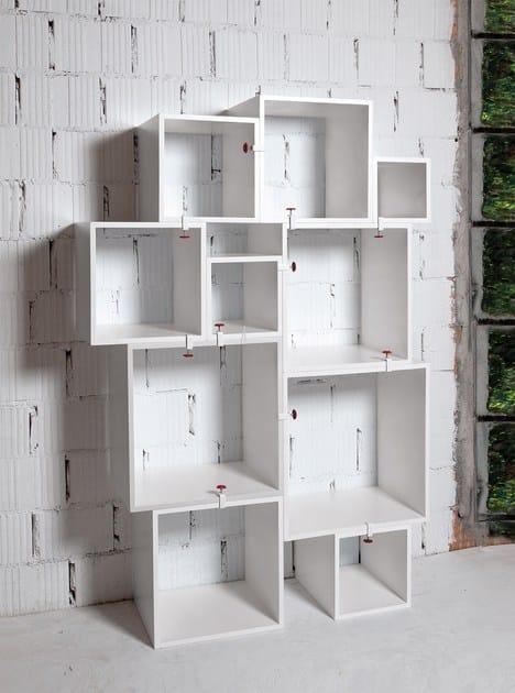 Libreria componibile ASSEMBLAGE - Seletti