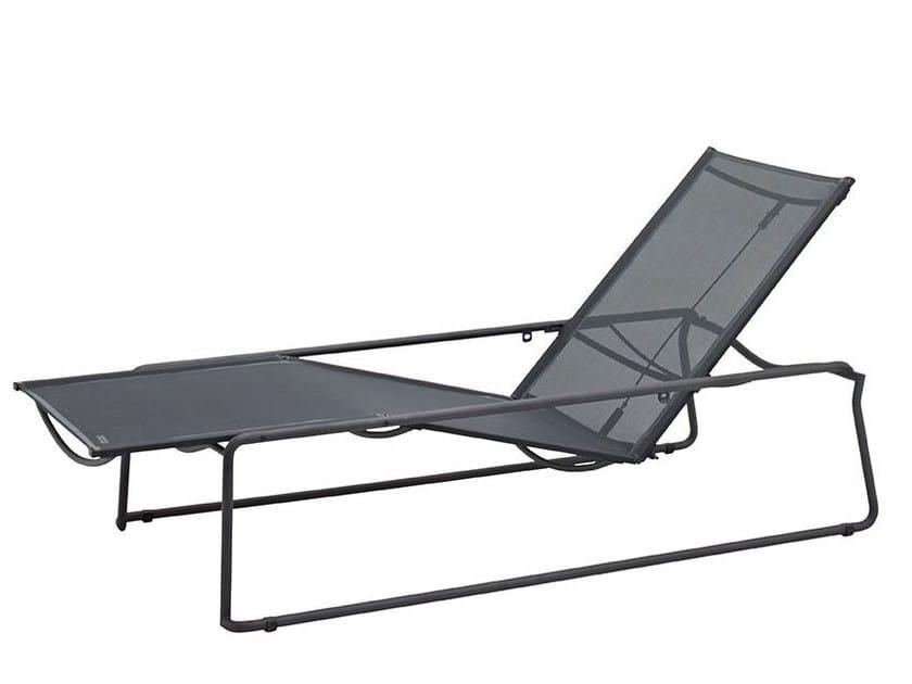 Stainless steel garden daybed ASTA | Garden daybed - Gloster