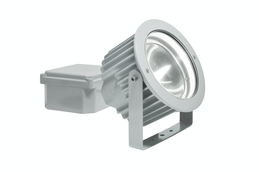 Halogen adjustable die cast aluminium Outdoor floodlight ASTER F.4075 by Francesconi & C.