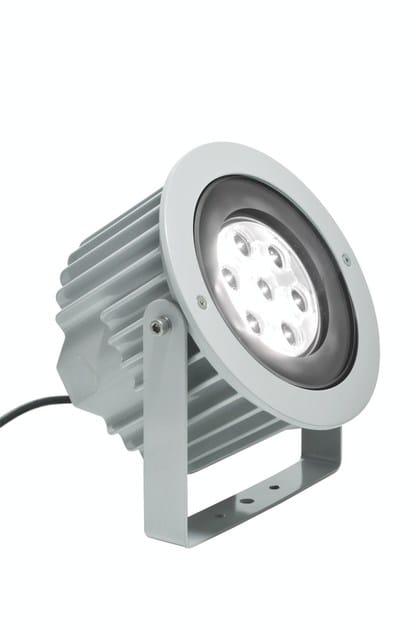 LED adjustable die cast aluminium Outdoor floodlight ASTER F.4077 - Francesconi & C.