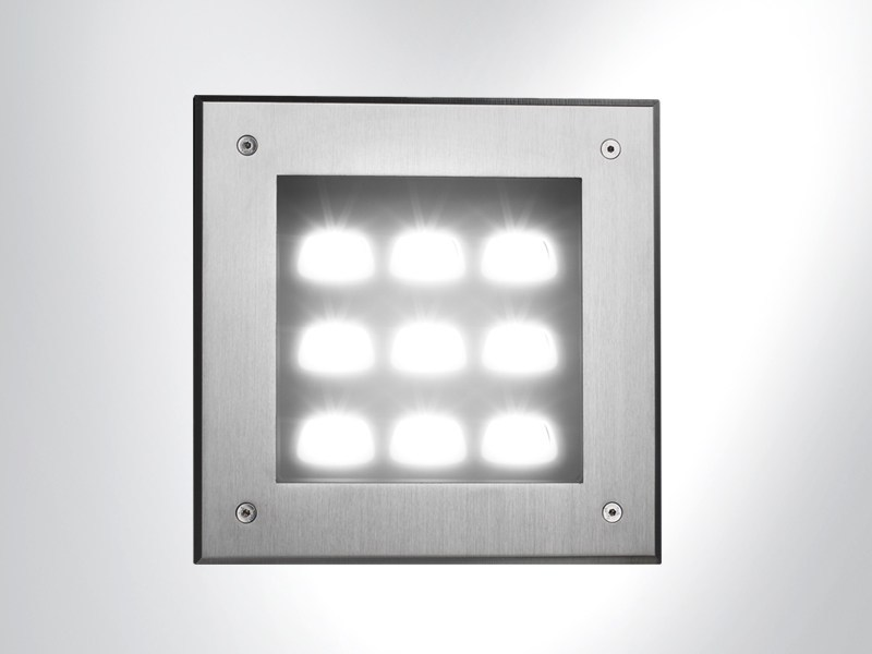 LED recessed wall lamp ASTOR by Arcluce