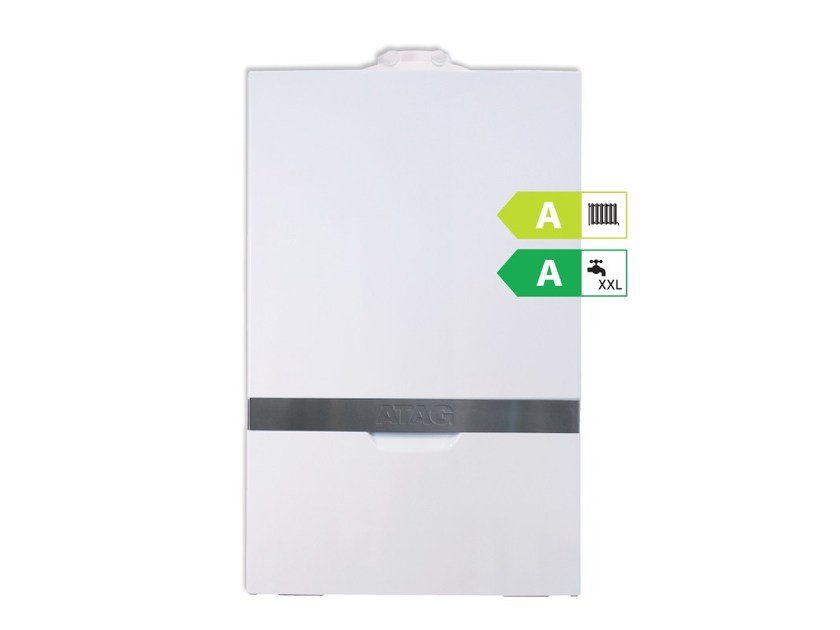 Stainless steel condensation boiler ATAG iSerie - ATAG Italia
