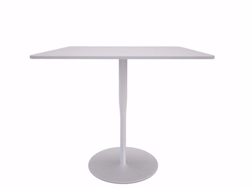 Square table ATLAS TABLE - 785 - Alias