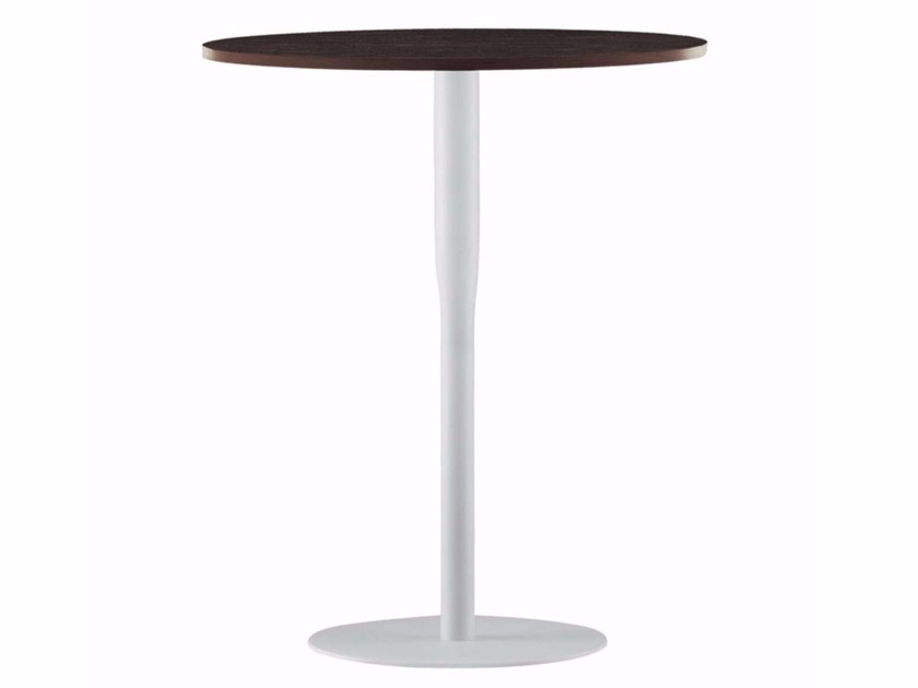Round high table ATLAS TABLE - 796 - Alias