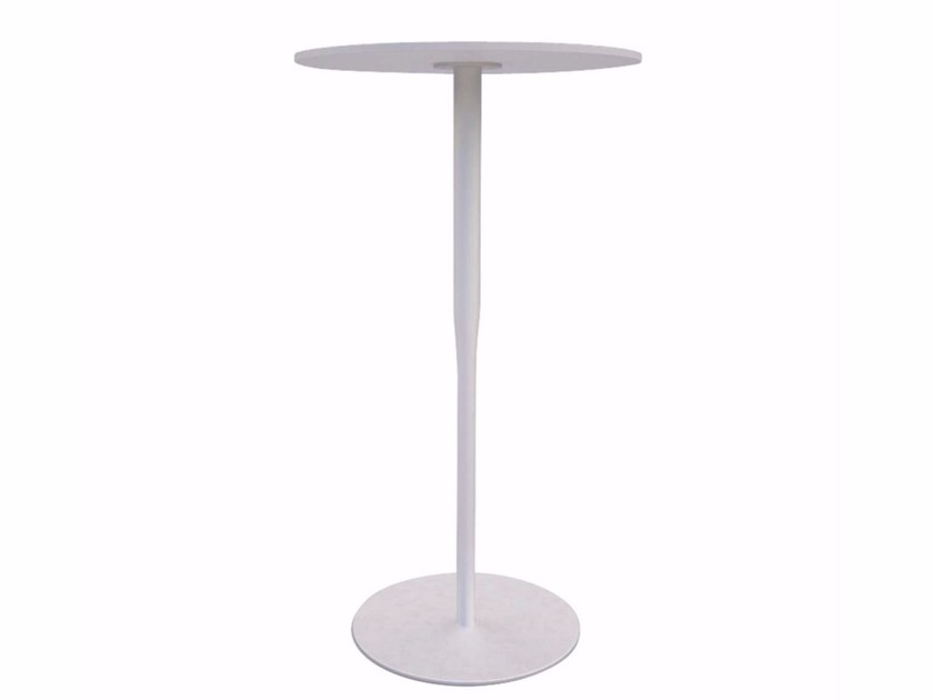 Round high table ATLAS TABLE - H by Alias