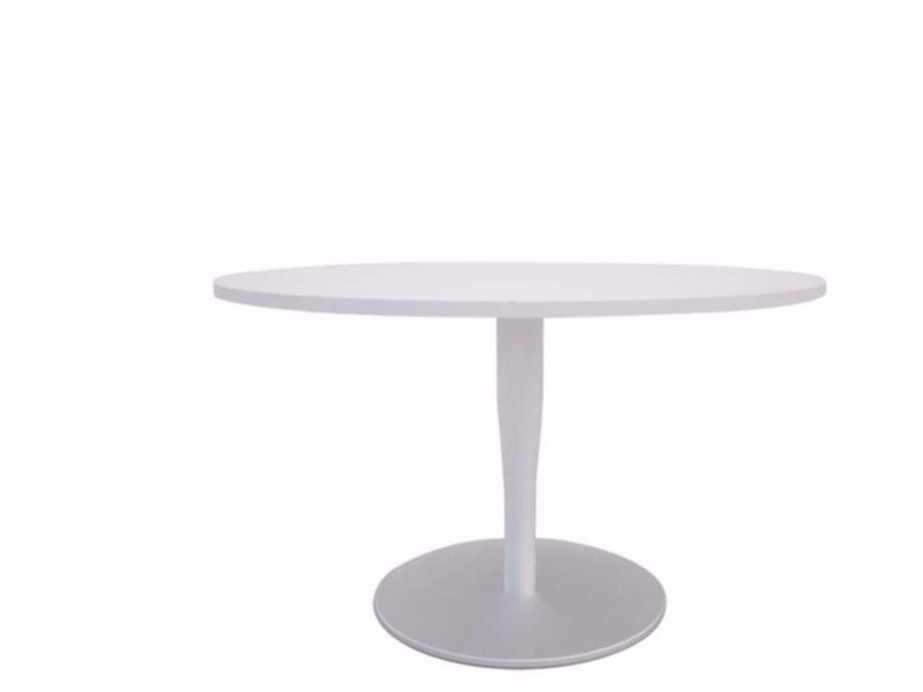 Round coffee table ATLAS TABLE - I - Alias