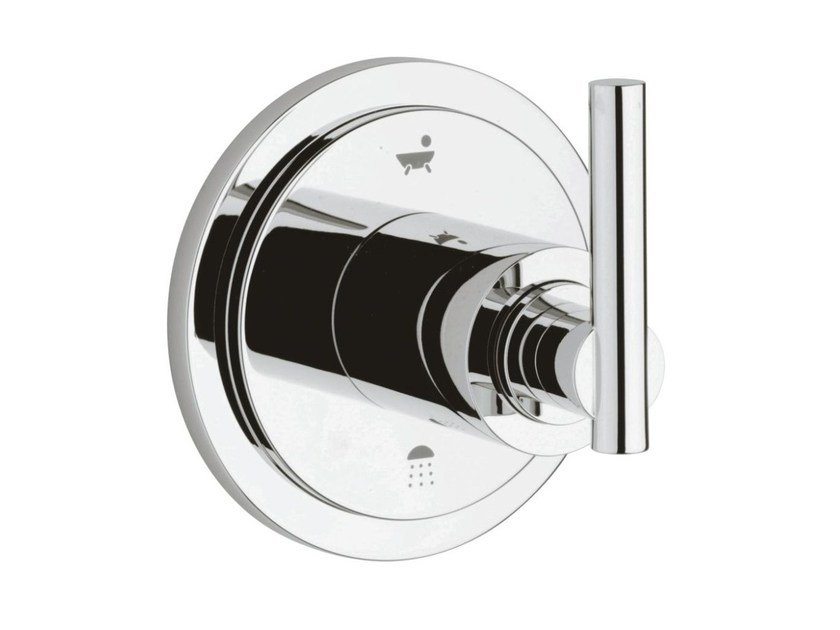 Manual diverter ATRIO CLASSIC JOTA | 4 ways diverter - Grohe