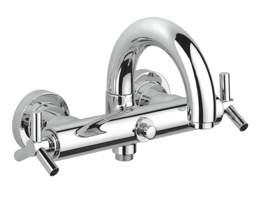 Bathtub tap / shower tap ATRIO CLASSIC YPSILON | Wall-mounted bathtub tap - Grohe