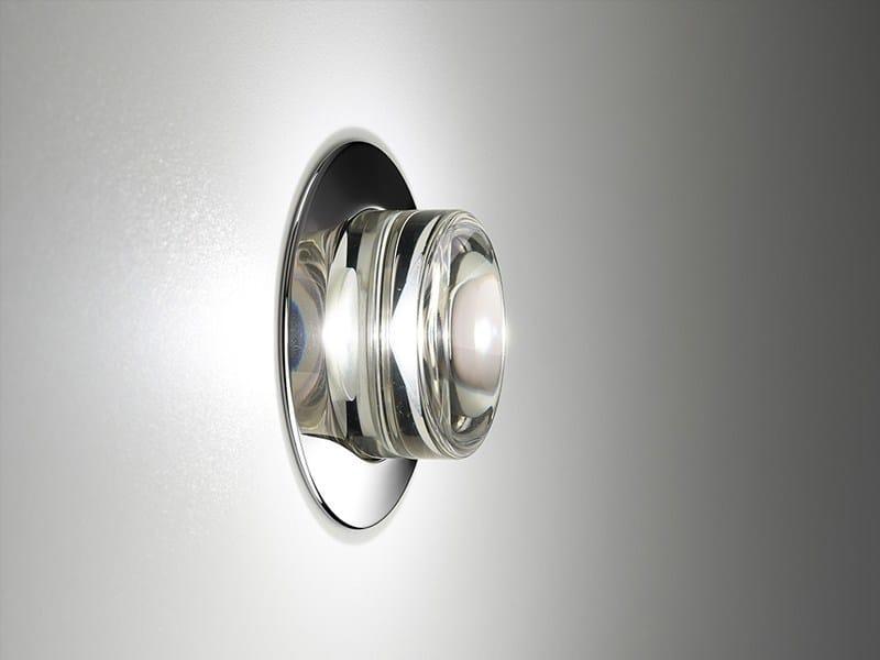 LED foot- and walkover light AURA - PURALUCE