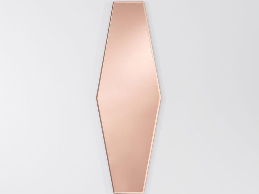 Wall-mounted mirror AURELIE - DEKNUDT MIRRORS