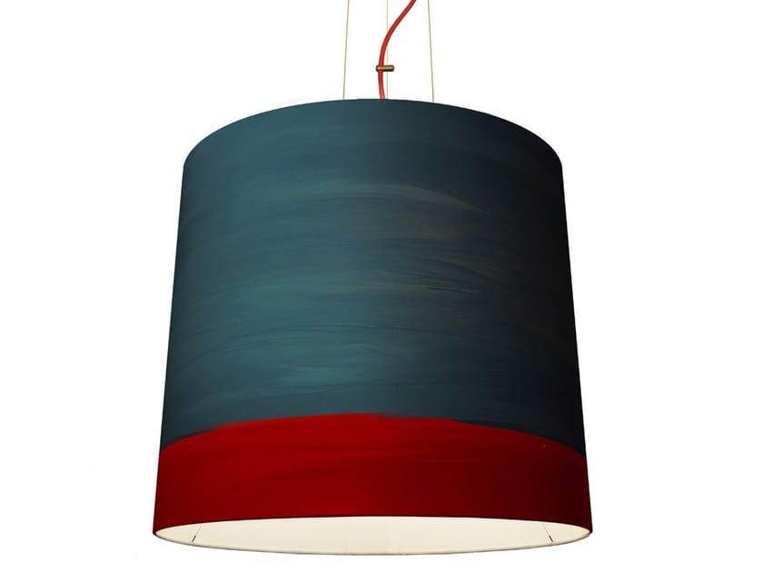 Handmade pendant lamp AURORA EXTRA LARGE | Pendant lamp by Mammalampa