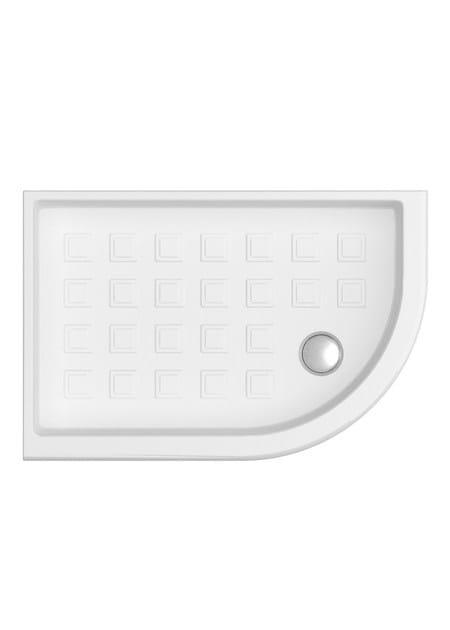 Corner shower tray AURORA | Shower tray - GENTRY HOME