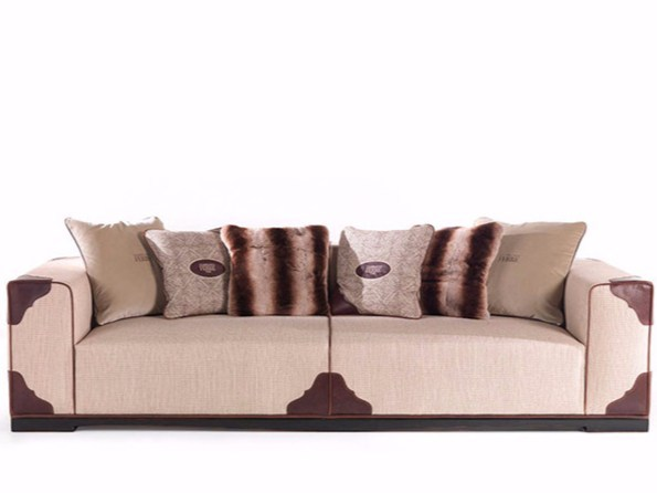 Upholstered 3 seater sofa AUSTIN - Gianfranco Ferré Home