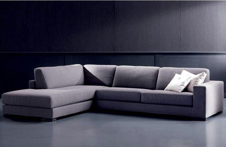 Corner fabric sofa AVANA | Corner sofa - Marac