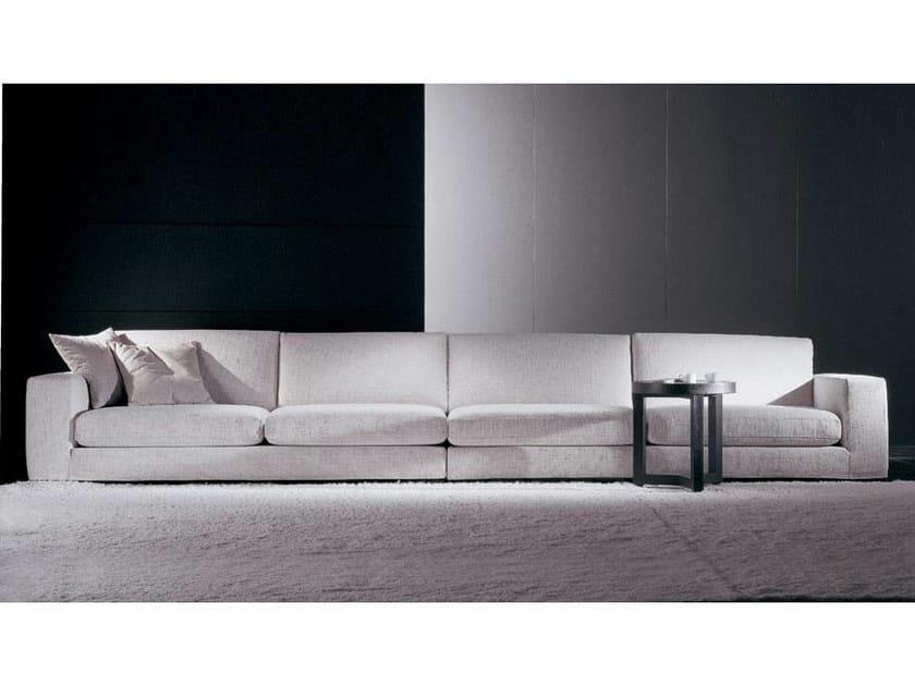 Sectional fabric sofa AVANA | Sectional sofa - Marac