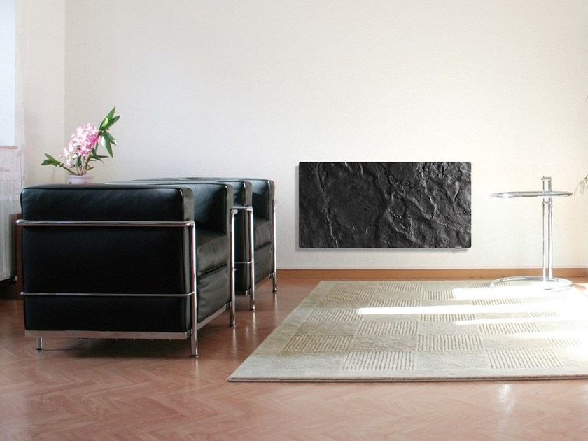 Wall-mounted electric radiator EXTRA by ATH Italia