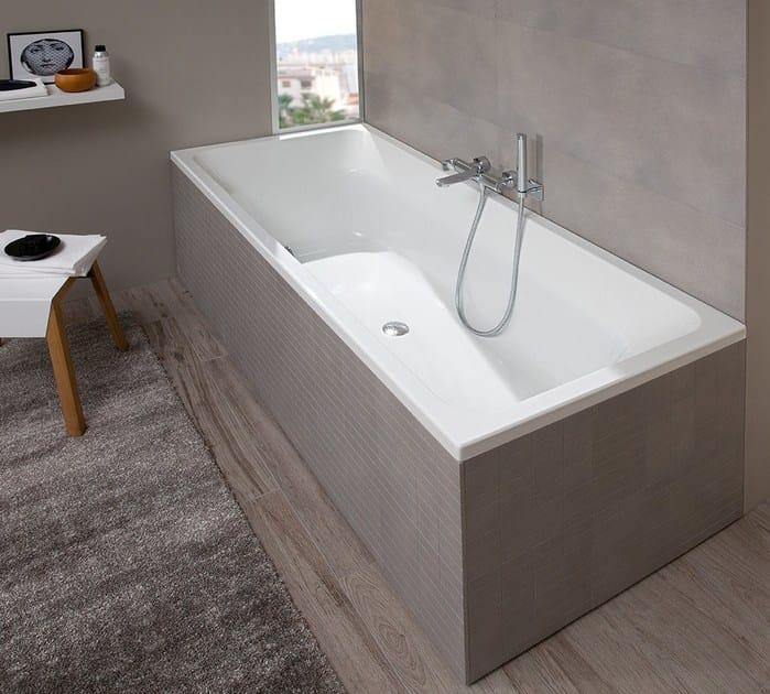Vasca da bagno incasso design casa creativa e mobili ispiratori - Vasca da bagno incasso prezzi ...