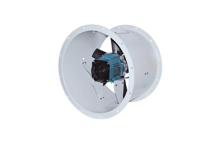 Helical industrial Aspirator AXIA HP - O.ERRE