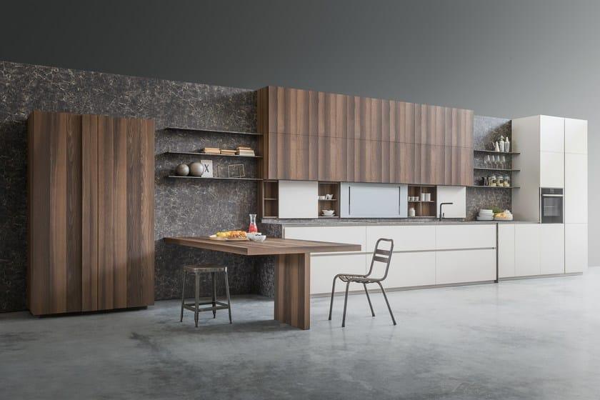 cucina lineare axis 012 cucina zampieri cucine. Black Bedroom Furniture Sets. Home Design Ideas