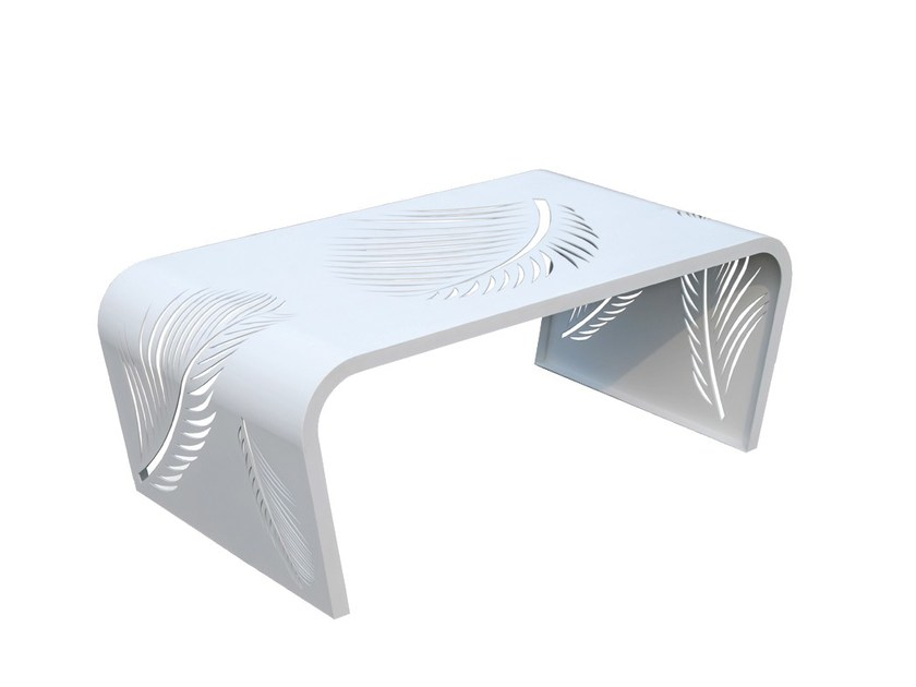 Leaf coffee table AXIS 22977 - SKYLINE design