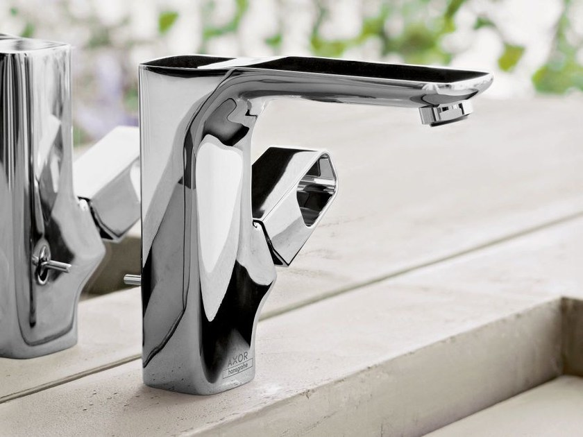 Countertop single handle washbasin mixer AXOR URQUIOLA - 130 - HANSGROHE