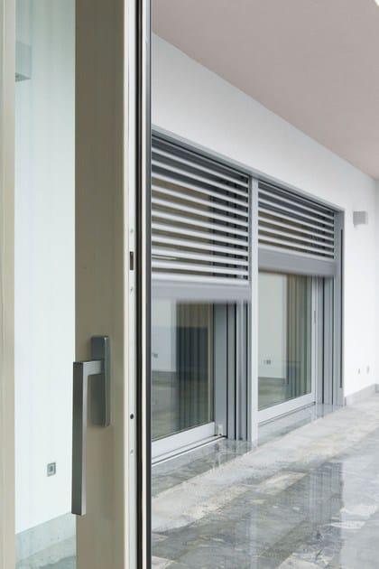 Finestre a pacchetto oltre with finestre a pacchetto met - Tende per porta finestra scorrevole ...