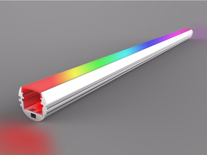RGB LED light bar Any Mode Round Series - Neonny