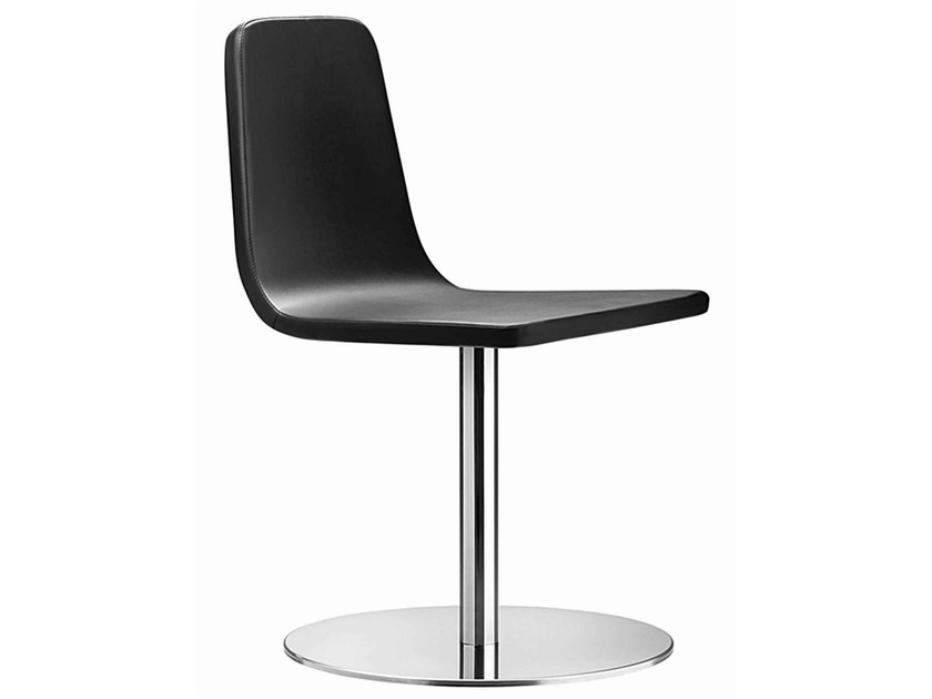 Swivel upholstered chair Aqua 159 - Metalmobil
