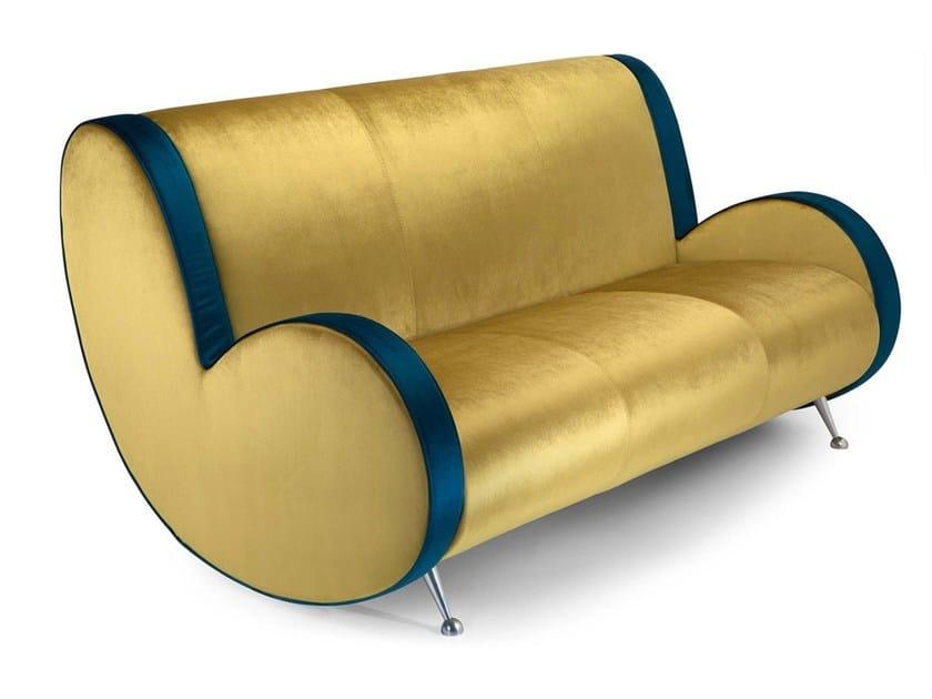 Fabric leisure sofa ATA | Sofa - Adrenalina