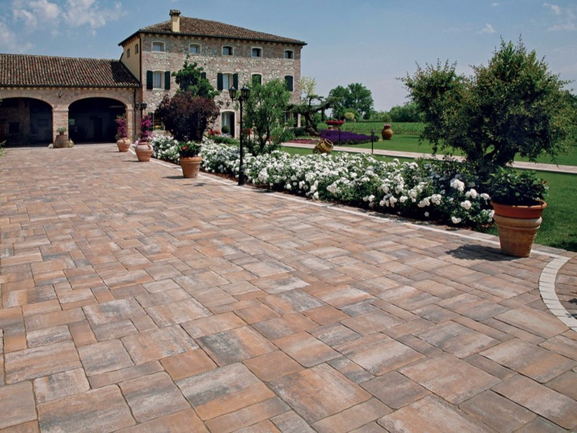 Concrete paving block Avila® - MICHELETTO PAVIMENTAZIONI