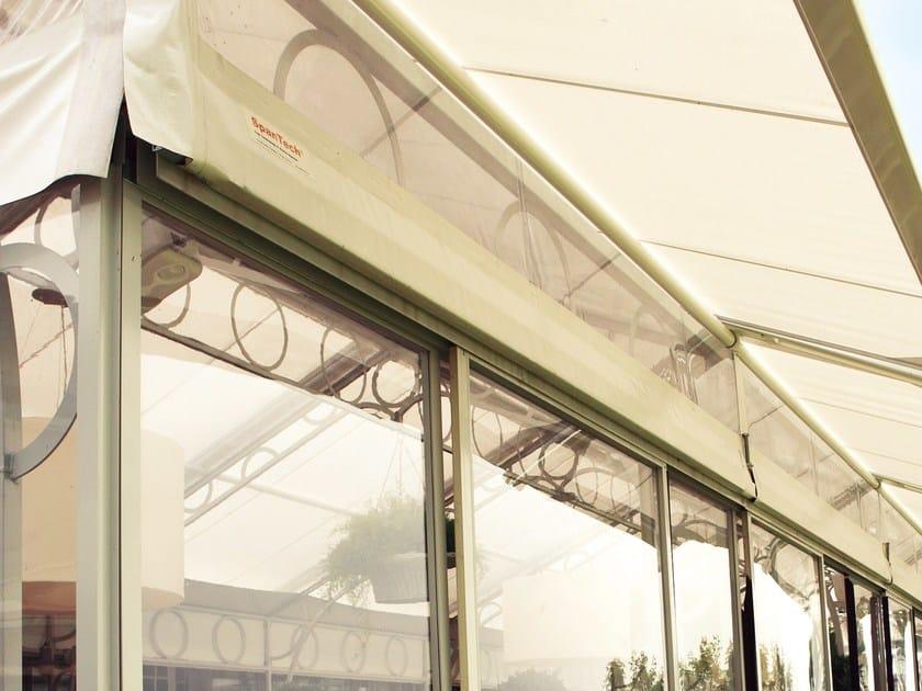 Tenda da sole cassonata motorizzata b 126 tenda da sole for Velux motorizzata
