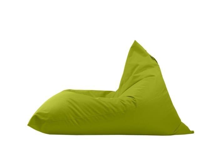 Pouf sacco in tessuto B!ZED - SMV Sitz- und Objektmöbel