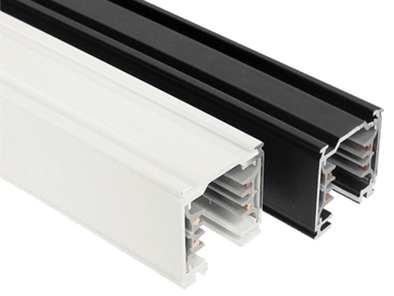 Linear lighting profile B1 by NOBILE ITALIA