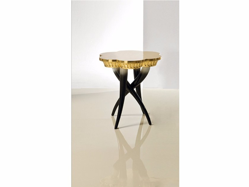 Lacquered high side table B112G | Coffee table - Rozzoni Mobili d'Arte