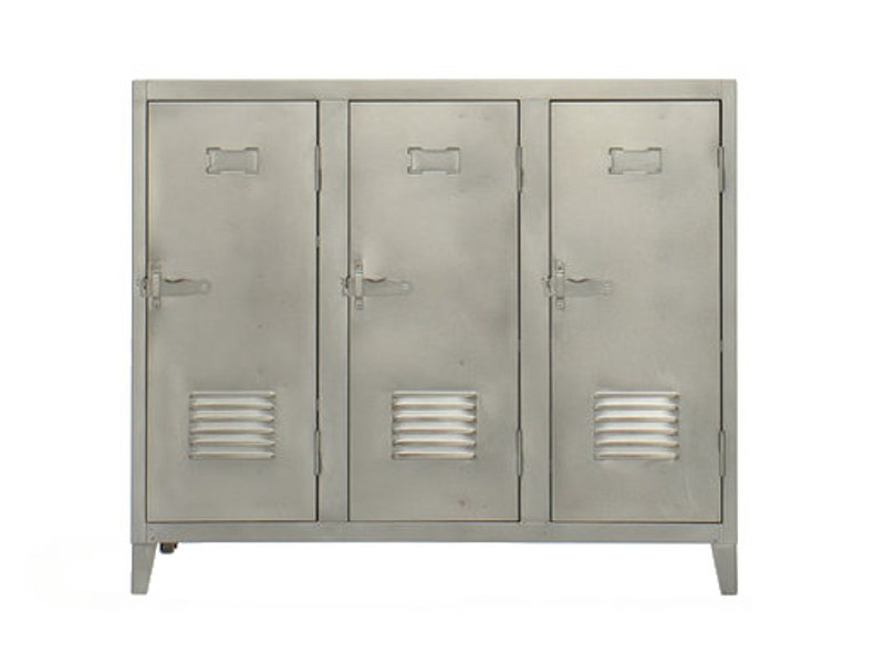 Metal Locker B3 | Metal Locker - Tolix Steel Design