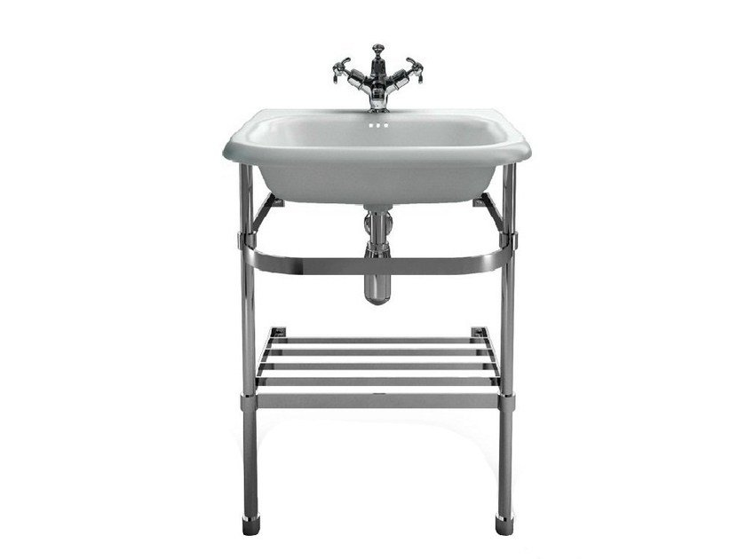 Console rectangular washbasin B7ES | Rectangular washbasin - Polo
