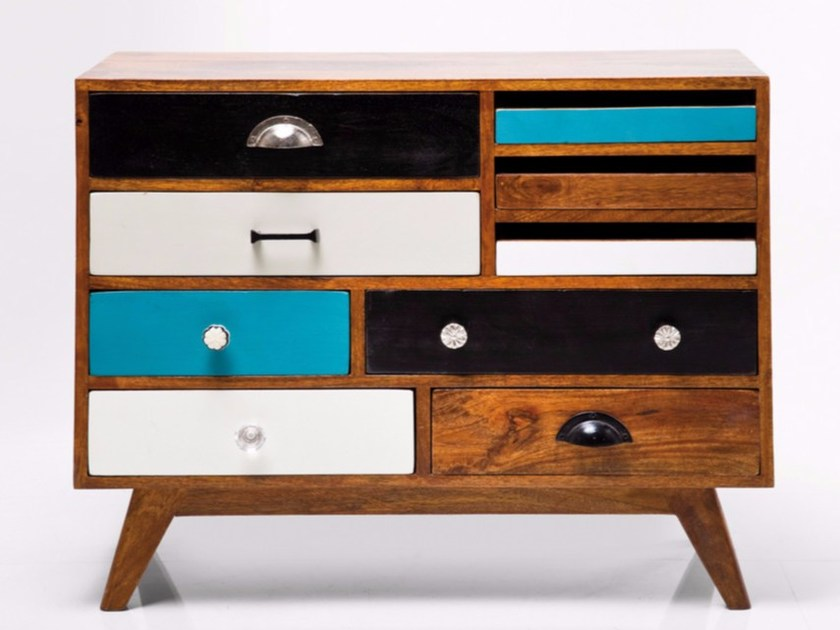 Wooden chest of drawers BABALOU BEACH - KARE-DESIGN