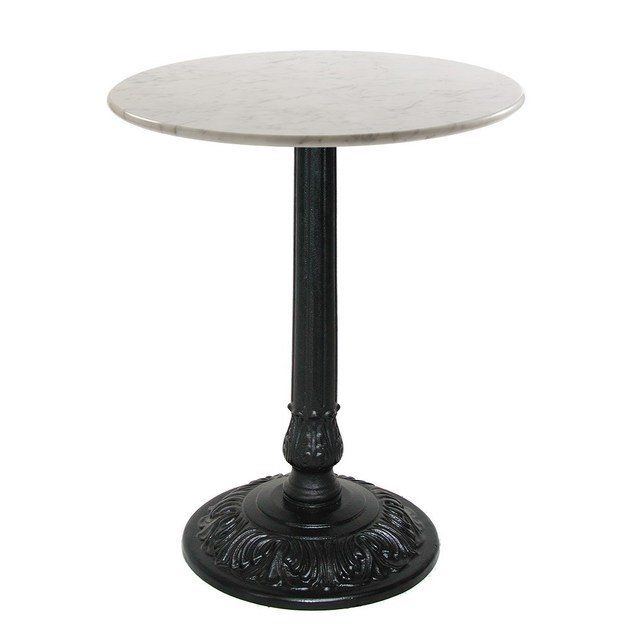 Cast iron contract table BAFIO-43 - Vela Arredamenti