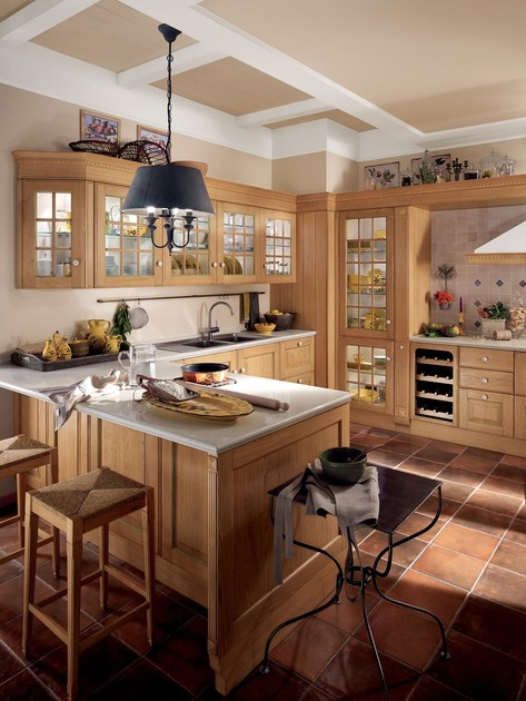 Cucina componibile BALTIMORA - Scavolini