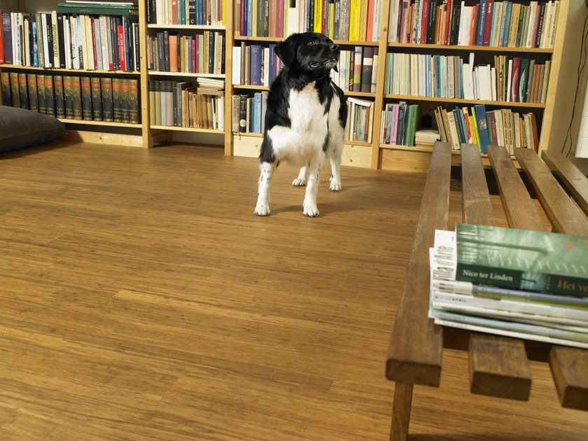 Bamboo flooring BAMBOO SUPREME HIGH DENSITY© - Moso International