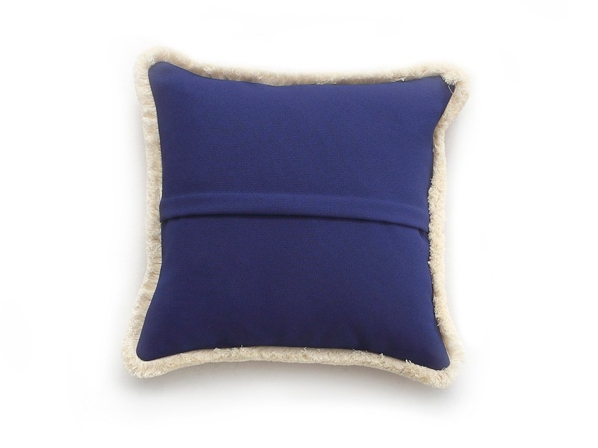 Fabric sofa cushion with removable cover BANG! | Square cushion - SANCAL