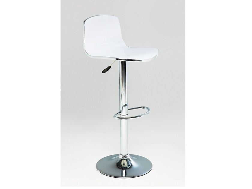 Swivel stool with footrest BAR STOOL - KARE-DESIGN