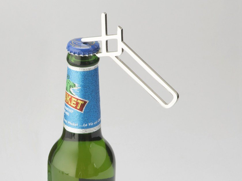 Steel bottle opener BARLEY - Specimen Editions