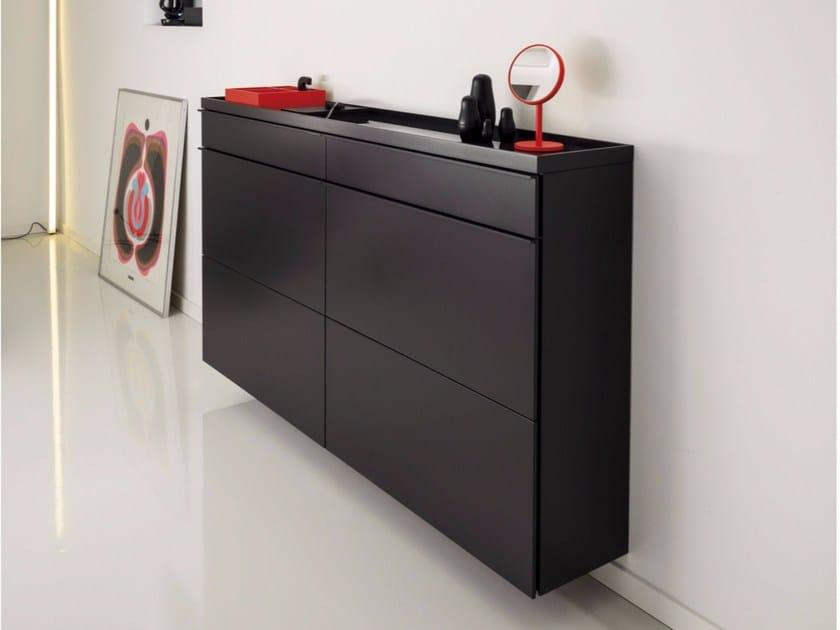 Wall mounted shoe cabinet BASIC - Schönbuch