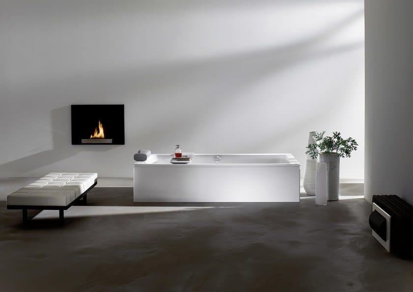 Vasca da bagno in acciaio smaltato bassino kaldewei italia - Vasche da bagno kaldewei ...