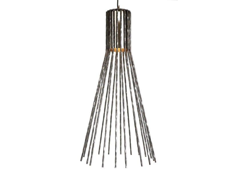 Iron pendant lamp BATTI.BATTI - Opinion Ciatti