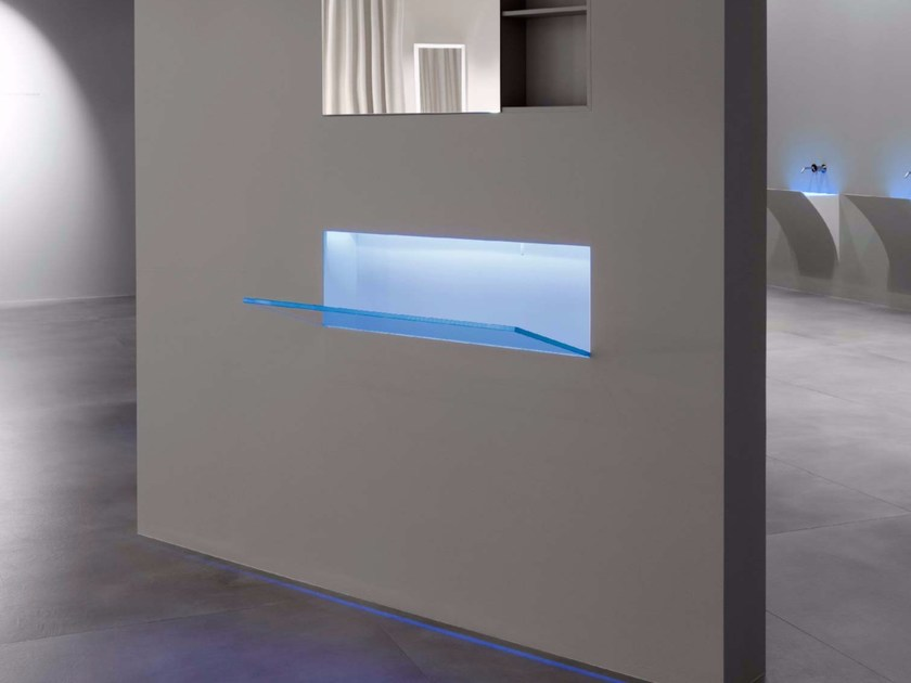 Corian® washbasin BATTIGIA - Antonio Lupi Design®