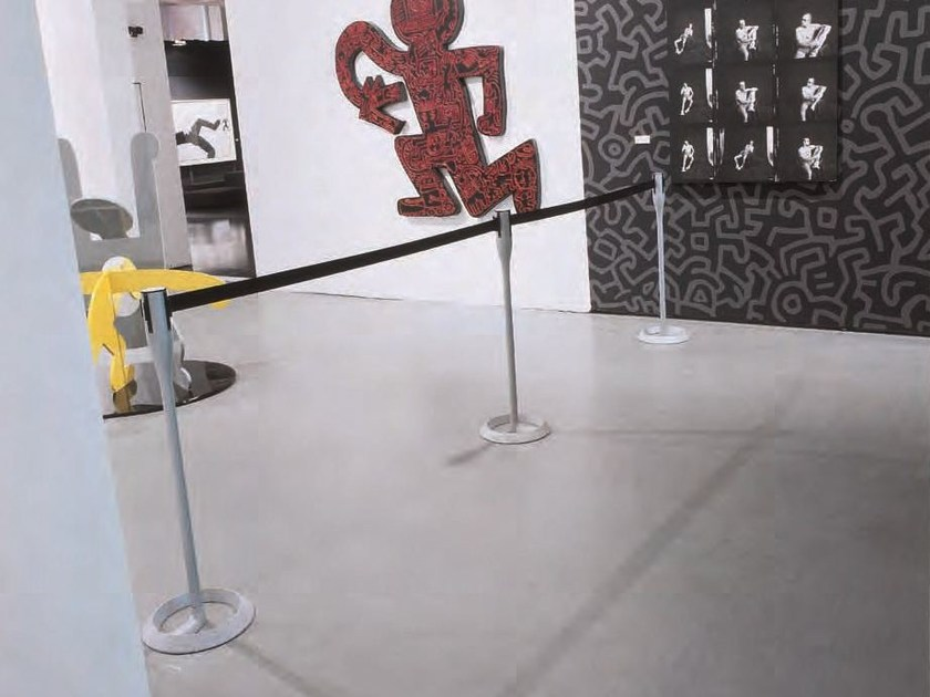 Aluminium Crowd Control Barrier BATTISTA | Crowd Control Barrier - Caimi Brevetti